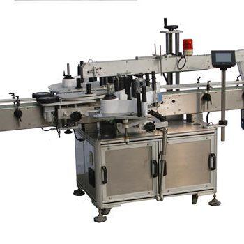 Двострука страна пластичне боце машина за етикетирање шампона