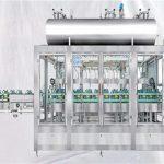 Машина за ваљање ротационог пуњења за уље мазива