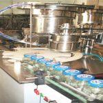 Линија за пуњење меда од 50 до 500 мл, машина за флаширање меда, машина за паковање меденог јарка