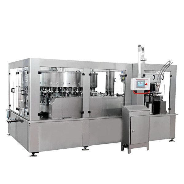 Машина за пуњење алуминијума за безалкохолно пиће