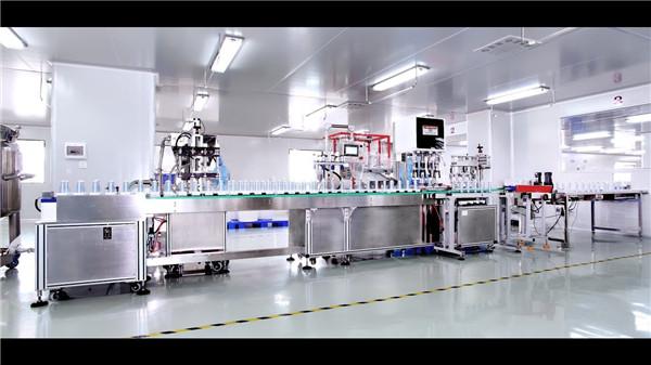Аутоматска машина за пуњење и затварање крема