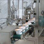Аутоматска машина за бртвљење чаша за сладолед