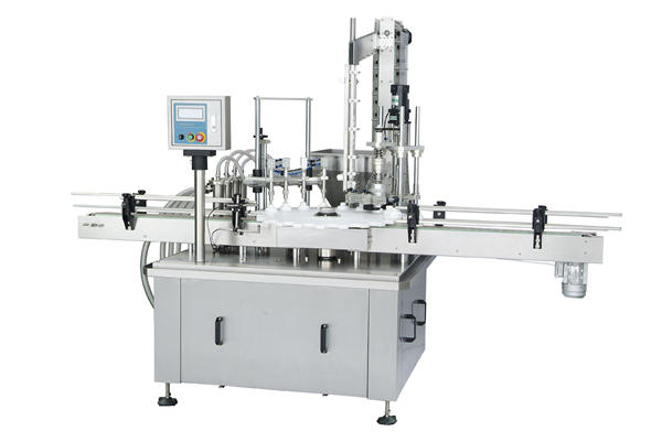 Аутоматска ротациона клипна машина за пуњење