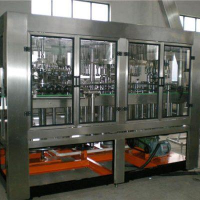 Аутоматска машина за пуњење воде у стаклене боце