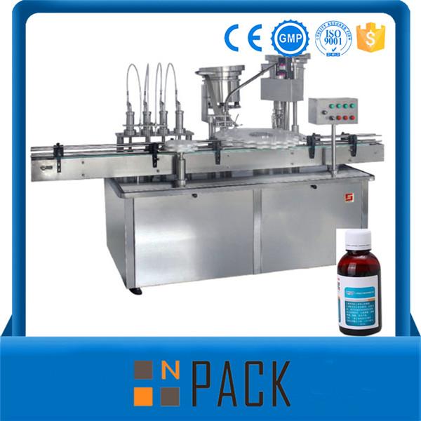 Кина конкурентна цена вакум машина за течно пуњење