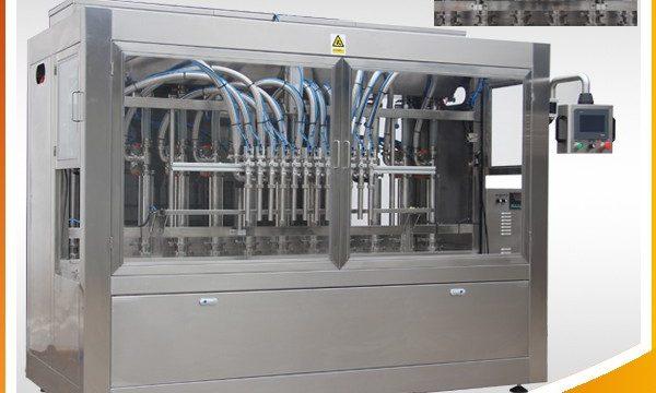 Аутоматска козметичка машина за пуњење течних флаша са течним парфемом