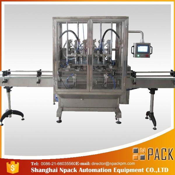 Аутоматска машина за пуњење маслиновог уља и крема и течности