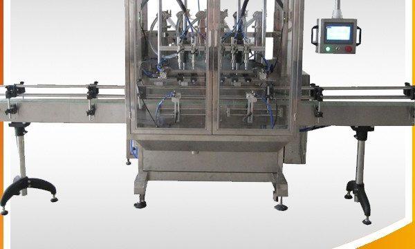 Аутоматска машина за пуњење течности у боци са течним течностима