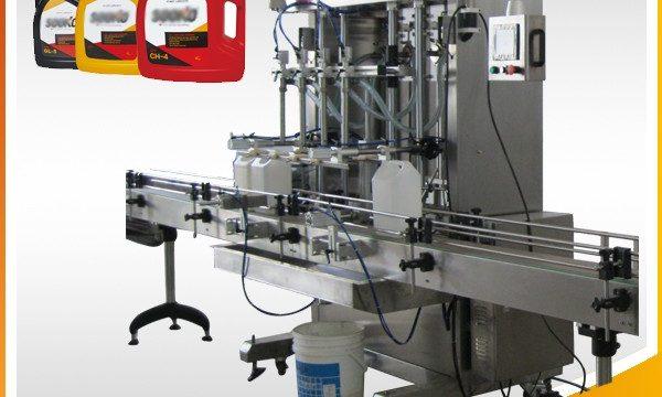 Аутоматска машина за пуњење течних детерџената од 500мл-2Л / Машина за пуњење течних текућина