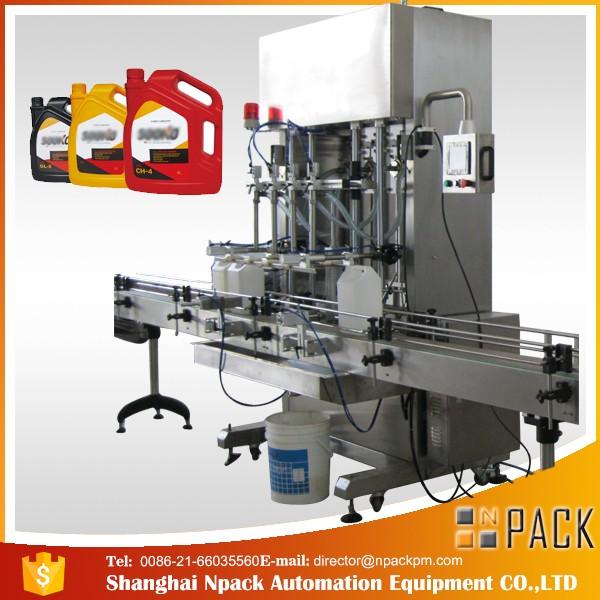 Аутоматска машина за пуњење течних детерџената од 500мл-2Л / машина за пуњење течним прањем