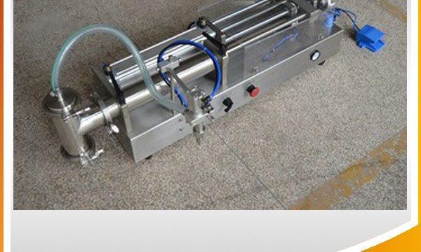 Полуаутоматска машина за пуњење клипа Идеална машина за пуњење уља