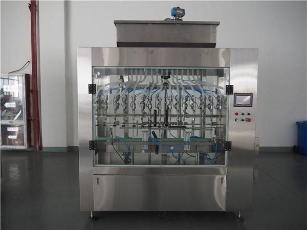 Аутоматска машина за пуњење атмосферског притиска са 12 глава