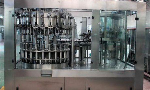 Аутоматска машина за пуњење течног нерђајућег челика за уље / прочишћену воду