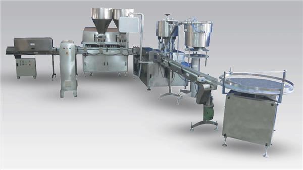 Аутоматска машина за пуњење крема Пунило крема
