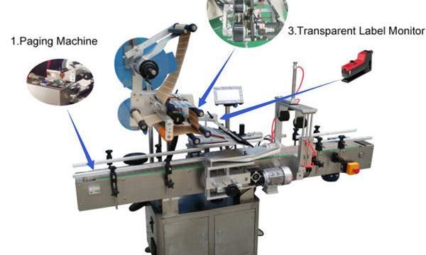 Нижа цена, висококвалитетна машина за етикетирање ампула