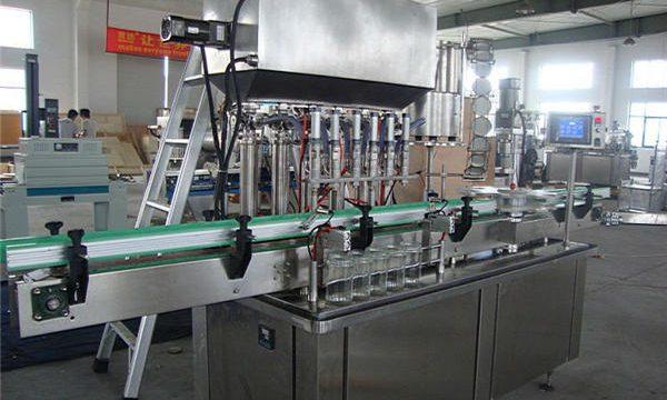 Потпуно аутоматска машина за пуњење парадајз кечапа