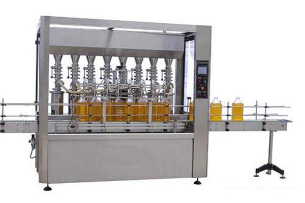 Аутоматска машина за пуњење уља високе прецизности 2000мл-5000мл