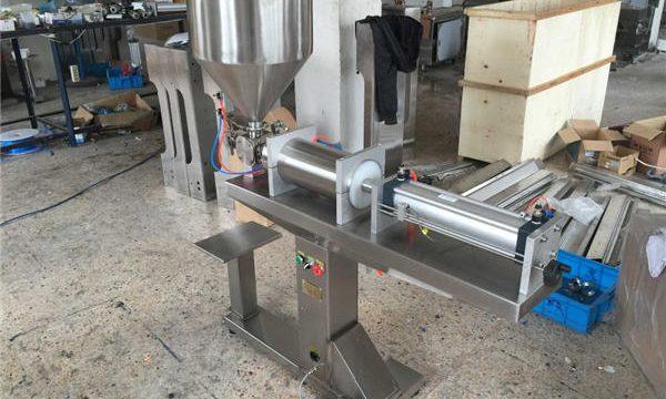 Полуаутоматска машина за пуњење меда са једним главом