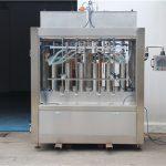 Чиста пнеуматска полуаутоматска машина за пуњење парадајз сос