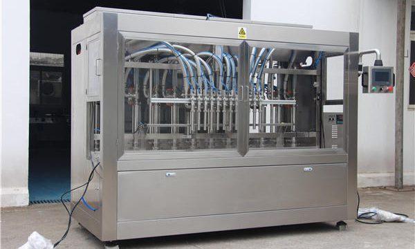 Потпуно аутоматска машина за пуњење меда у боцама