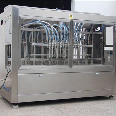Строј за аутоматско пуњење уља велике брзине