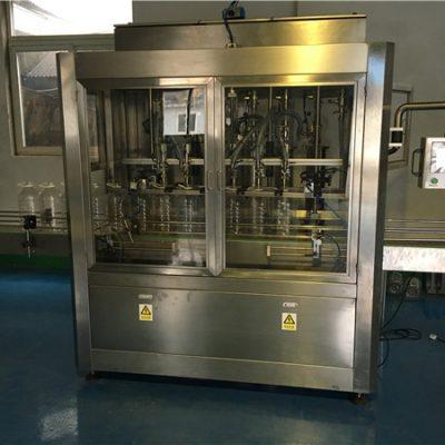Кина линеарна машина за пуњење јестивим уљем