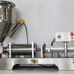Полуаутоматска машина за пуњење мешаног воћа високе тачности са ЦЕ ГМП