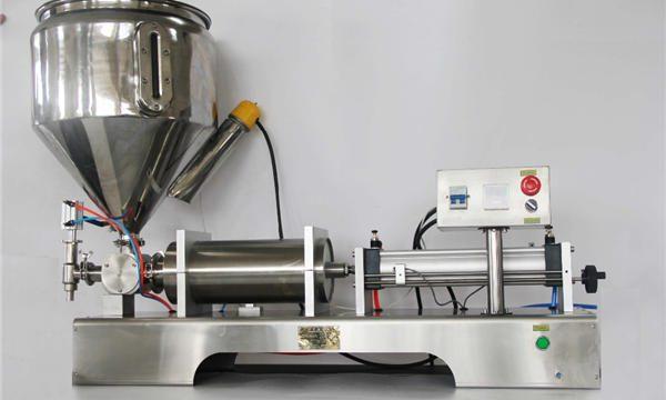 Чиста пнеуматска полуаутоматска машина за пуњење воћа