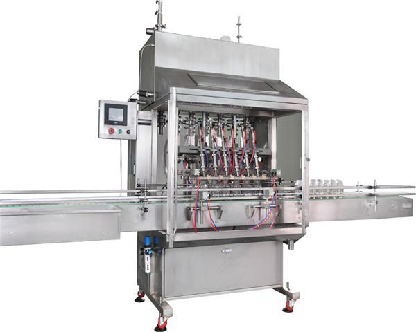Професионална аутоматска машина за пуњење јамице боровнице