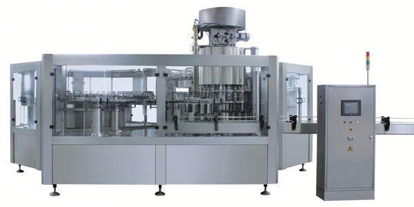 Пнеуматска машина за пуњење течних течности