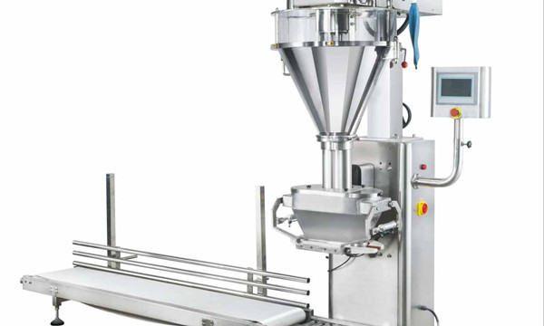 Полуаутоматска машина за пуњење млека у праху