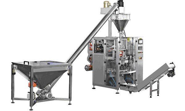 Аутоматска спирална машина за пуњење праха за флаширање