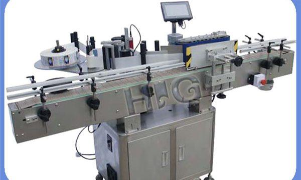 Производјач аутоматске машине за етикетирање округлих флаша НПАЦК са штампачем