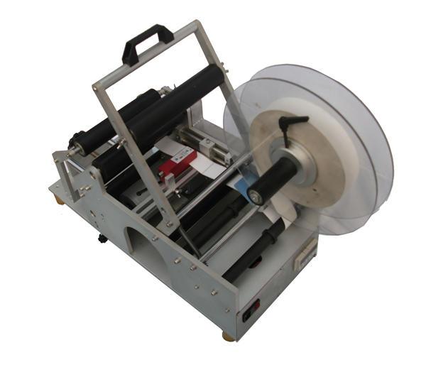 Фабричке полуаутоматске машине за етикетирање боца