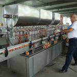 Аутоматска машина за пуњење сос соса од 200-1000мл
