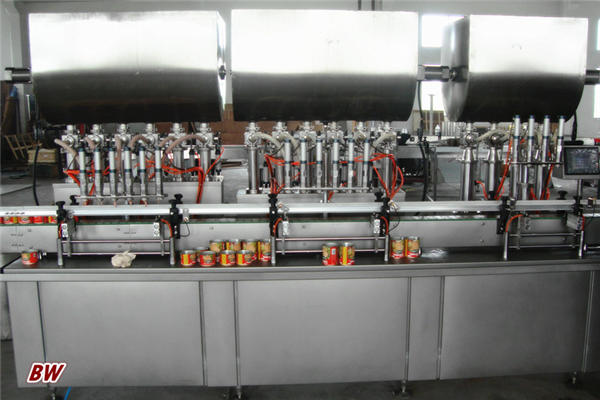 Аутоматска машина за пуњење сока за пиззу