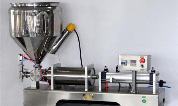 Ручна машина за пуњење соса за лименке