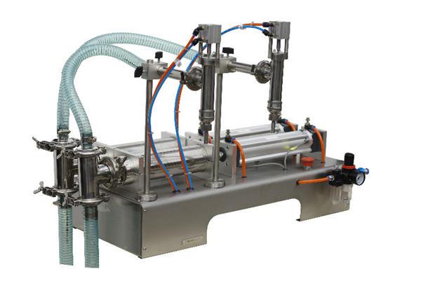 Полуаутоматска машина за пуњење врећица са сапунастим врећицама