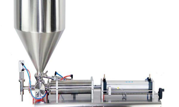 Полуаутоматска машина за пуњење крем клипа