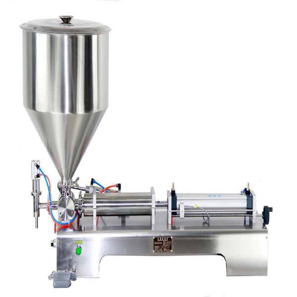 Полуаутоматска машина за пуњење крем стакленкама