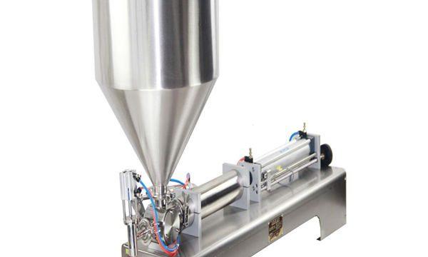 50-500мл машина за пуњење пасте и течности за крему шампон козметичка паста за зубе