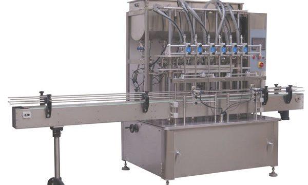 Потпуно аутоматска машина за пуњење шампоном са течним клипом