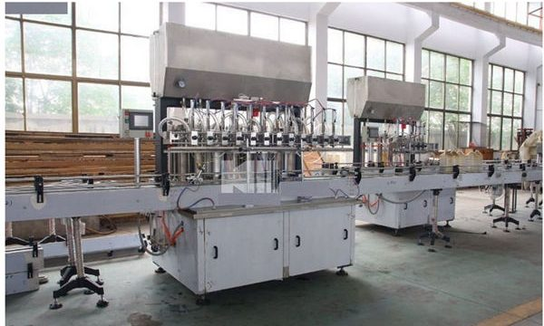 Предузећа за производњу машина за високо пуњење шампона за шампон