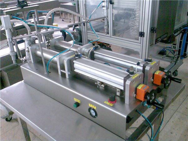 Полу-аутоматска машина за пуњење шампона по конкурентној цени