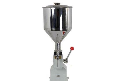 Мала ручна машина за пуњење крема