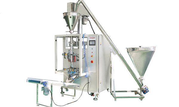 Вертикална аутоматска машина за пуњење и затварање у прах