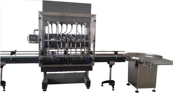 Аутоматска машина за пуњење флаша
