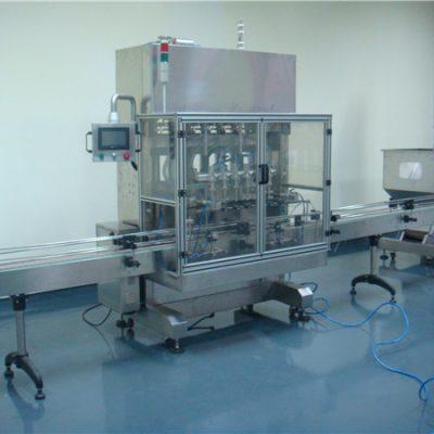 50мл-250Л Аутоматске машине за пуњење уља за кухање