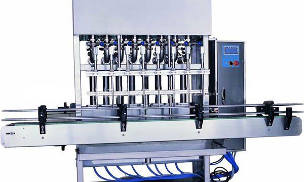 Машина за пуњење течног сапуна од нехрђајућег челика