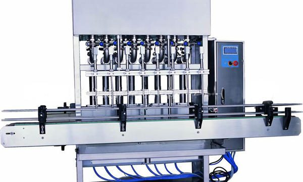 Аутоматска машина за пуњење детерџента за прање веша